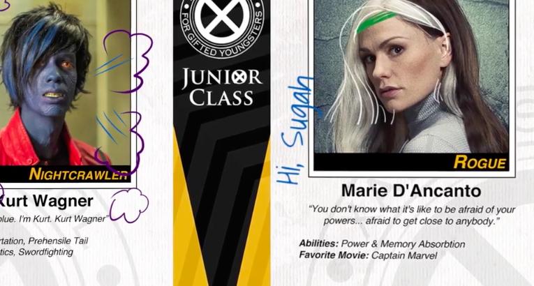 Первая отсылка на киновселенную Marvel в «Людях Икс: Тёмный Феникс»