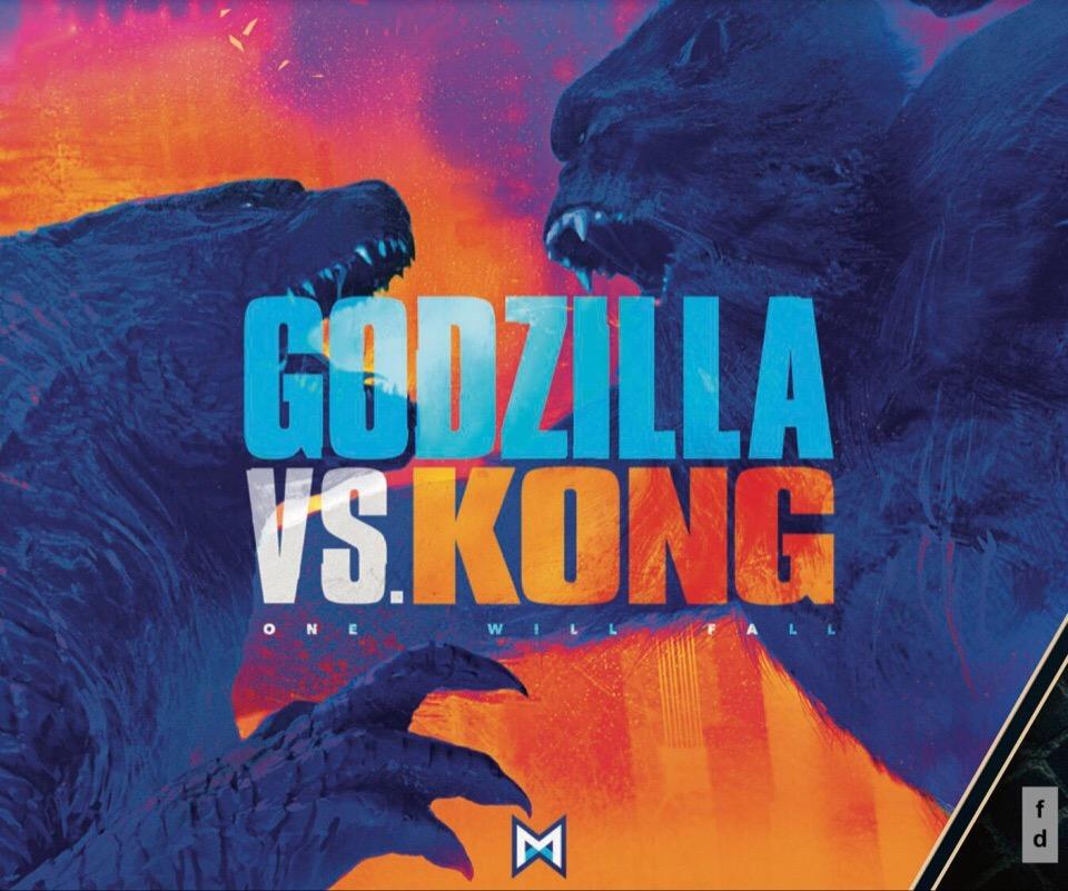 Первое изображение фильма «Годзилла против Конга»