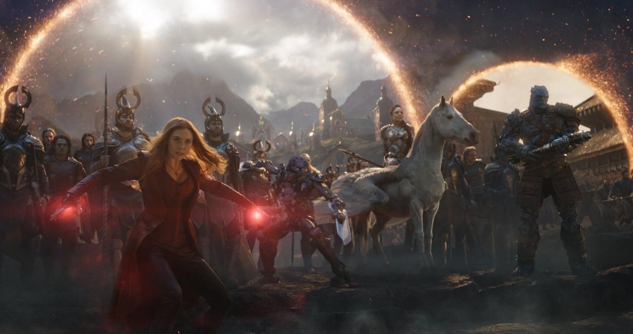 Утечка: Планы на киновселенную Marvel после «Мстителей: Финал»