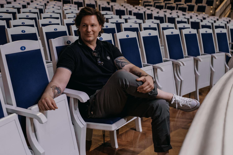 Интервью с Вадимом Эйленкригом:  «Джаз – это не только «Серенада солнечной долины»