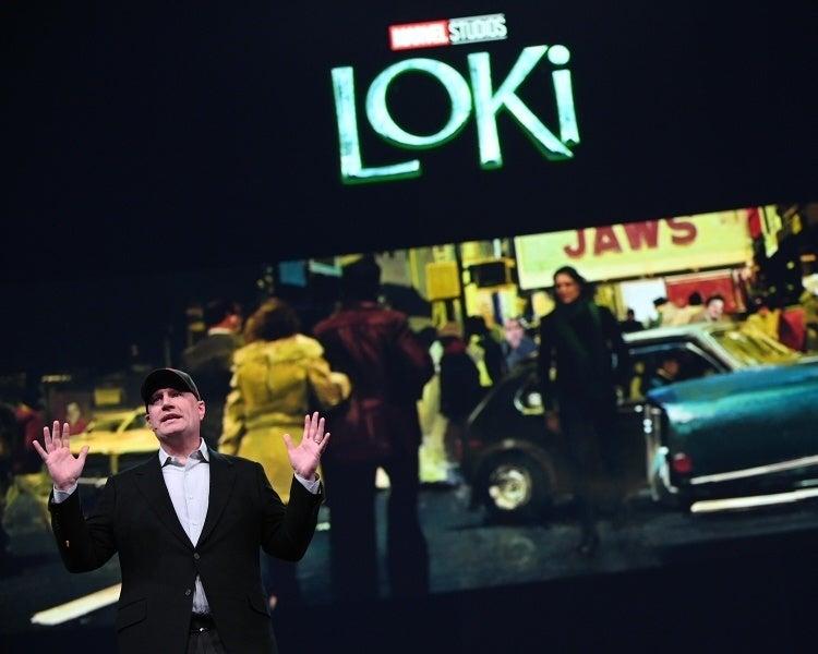 Первый взгляд на сериал «Локи» с Томом Хиддлстоном