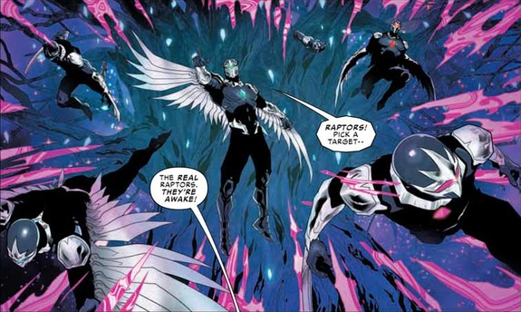 Почему Темный ястреб должен появиться в киновселенной Marvel