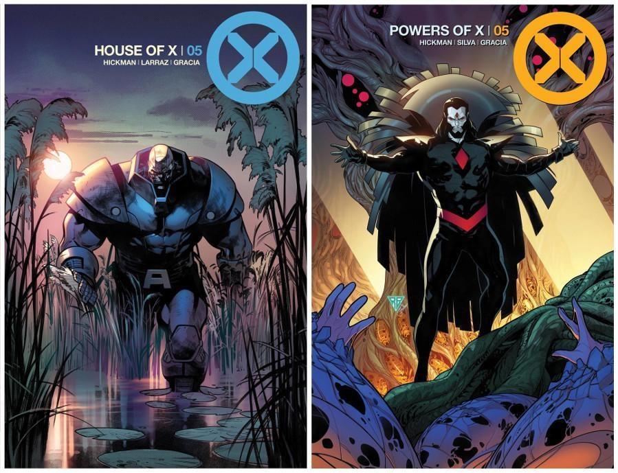 Marvel тизерят возвращение больших злодеев Людей Икс