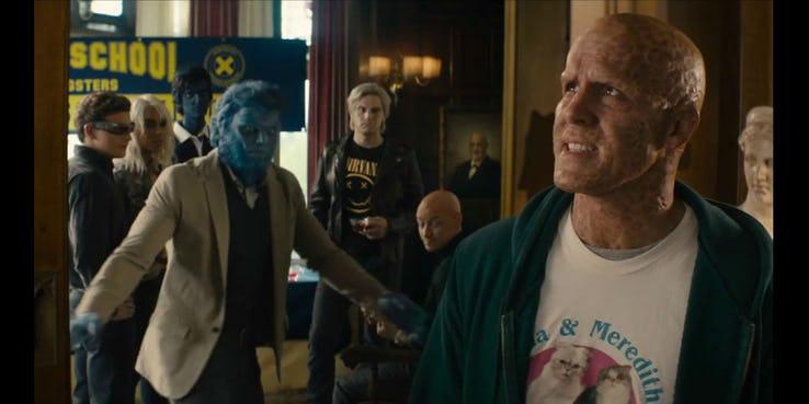 «Дэдпул 2» содержал спойлер к «Людям Икс: Темный Феникс» год назад