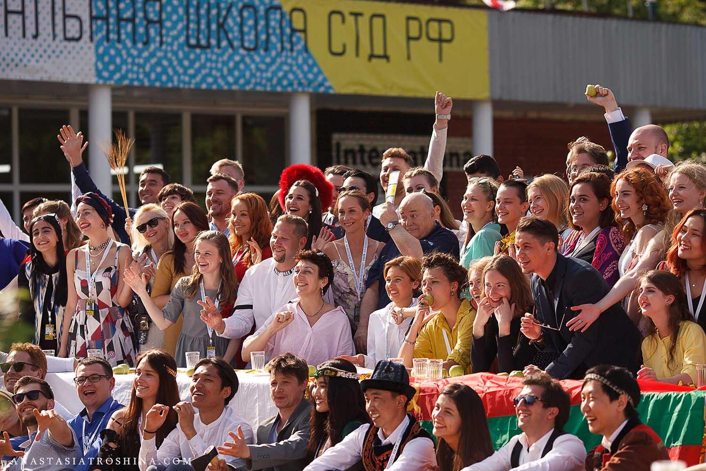 Международная летняя театральная школа СТД РФ. Счастливый месяц в атмосфере творчества