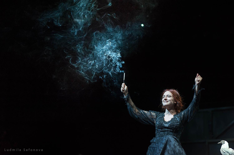 Рецензия на спектакль «Чайка», МОГТЮЗ. Трагикомедия для всех