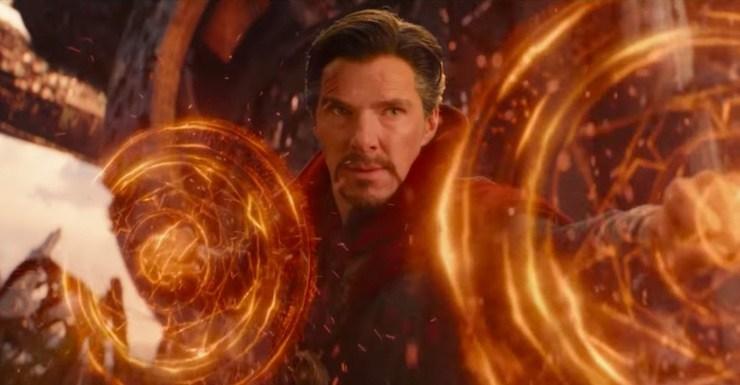 Доктор Стрэндж хотел уничтожить Камни бесконечности, а не убить Таноса