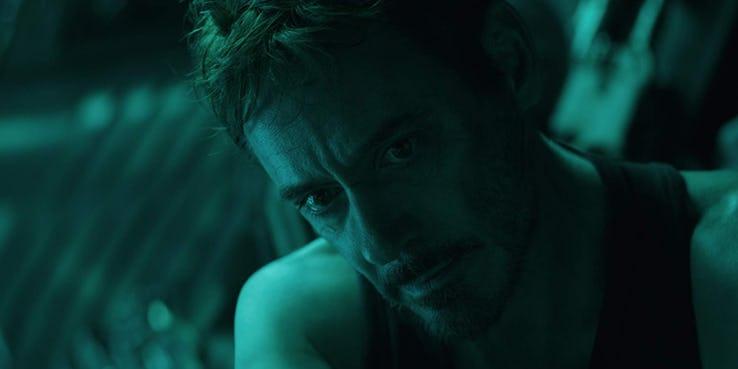 Из «Мстителей: Финал» вырезали важную сцену с Тони Старком