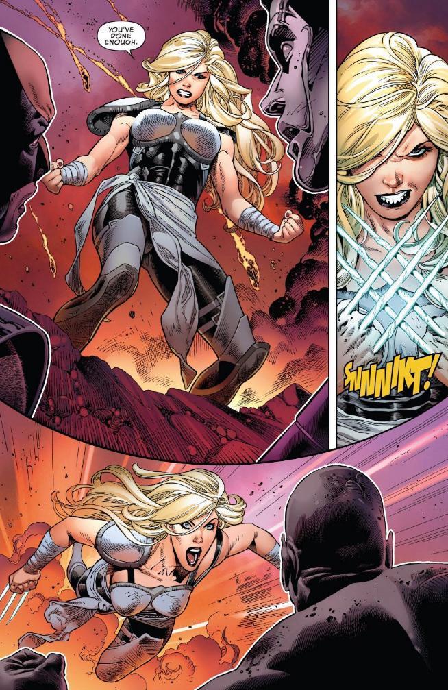 Marvel представили дочь Росомахи