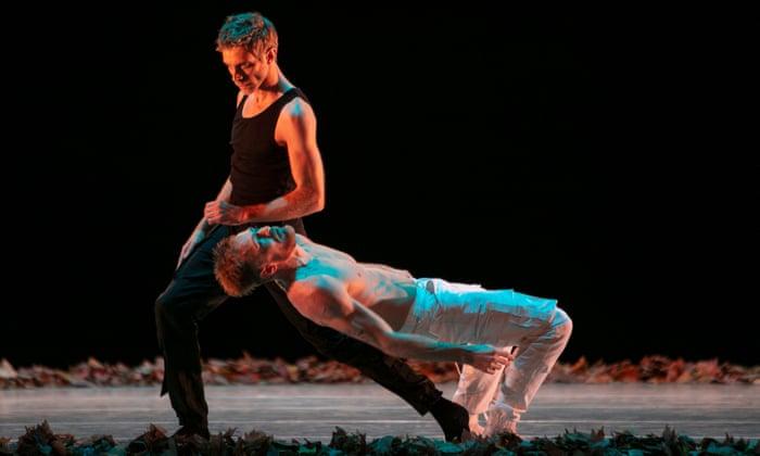 Сергей Полунин и его команда в балетах «PARADOX» и «SACRÉ». Безумие во плоти