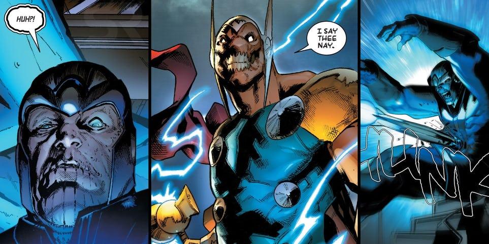 Стражи галактики убили Таноса так, как это надо было сделать Мстителям