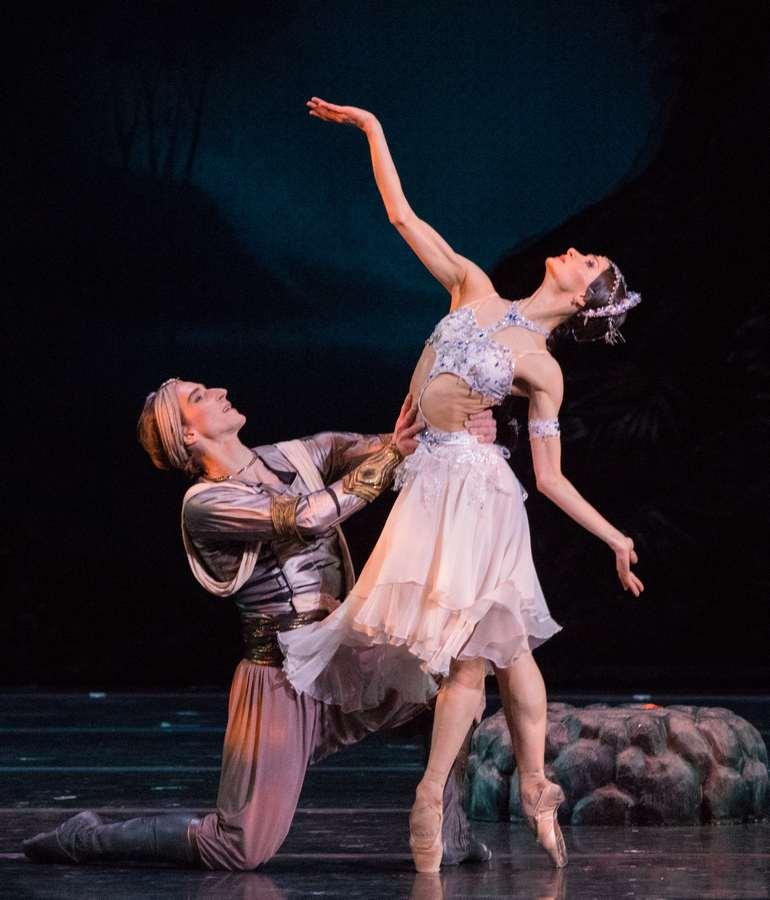 Балет «Баядерка» на сцене МАМТ. Смягченные страсти