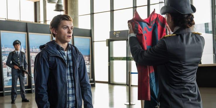 «Человек-паук 3» от Marvel: Дата выхода и сюжет
