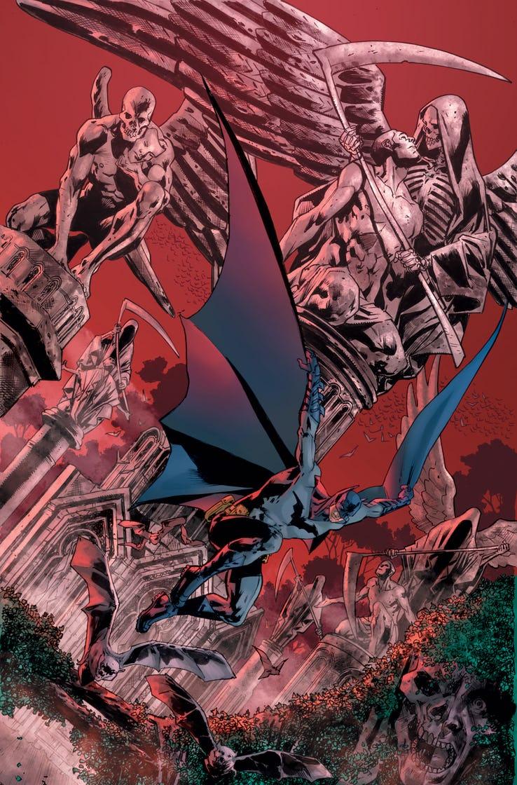 DC анонсировали новый проект про Бэтмена