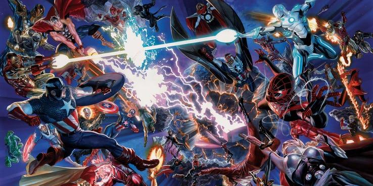 Какие кроссоверы возможны в киновселенной Marvel