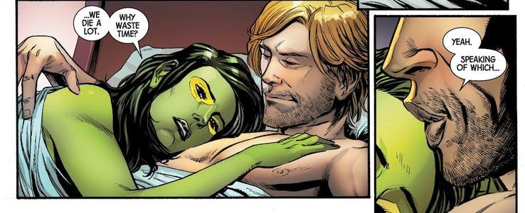 Роман из фильмов «Стражи галактики» стал каноном комиксов Marvel