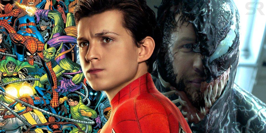 Как Человек-паук может встретиться с Веномом в фильме Sony
