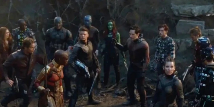Все, что было вырезано из последней битвы «Мстителей: Финал»