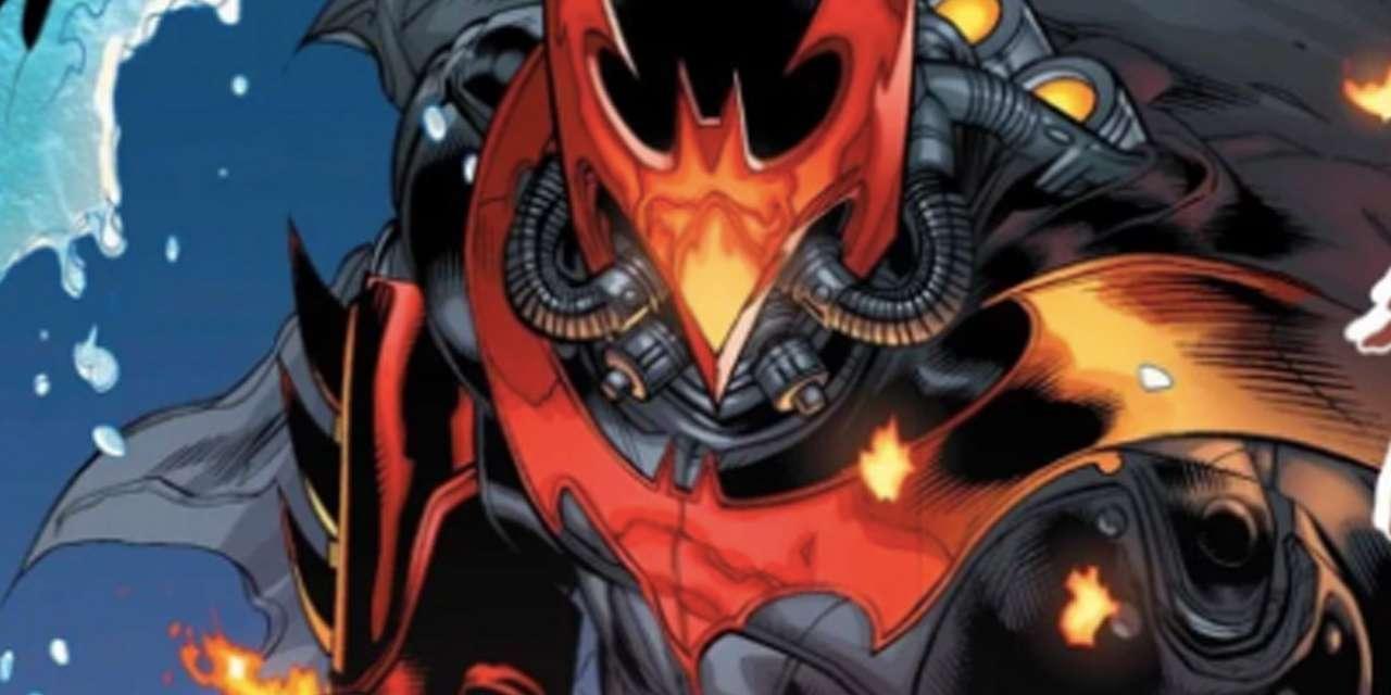 Бэтмен получил новый тяжелый костюм