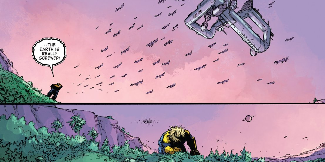 Танос все же получил свой счастливый конец в мире Marvel