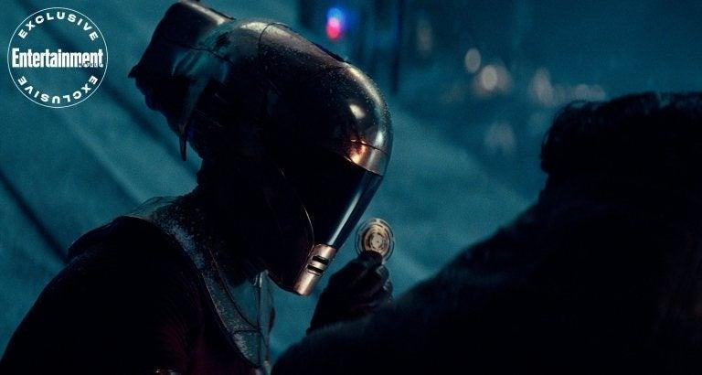 Мистический персонаж на новом кадре «Звездных войн»