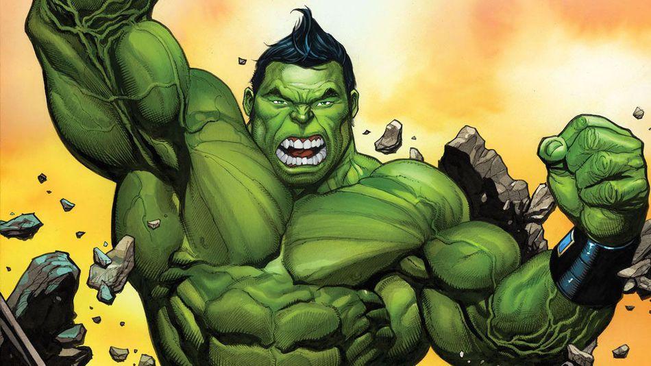 Marvel могут ввести нового Халка в MCU