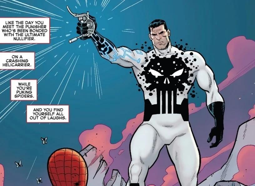 Marvel серьезно изменили Карателя