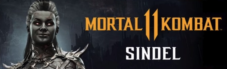 Новый взгляд на Синдел из Mortal Kombat 11