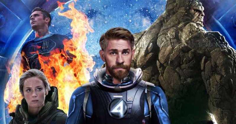 Раскрыто происхождение Фантастической четверки в киновселенной Marvel