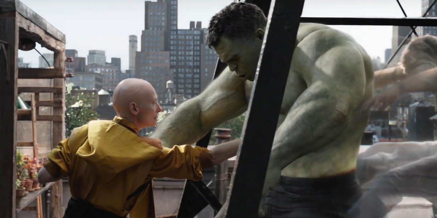 Удаленные сцены «Мстителей: Финал» меняют путешествия во времени