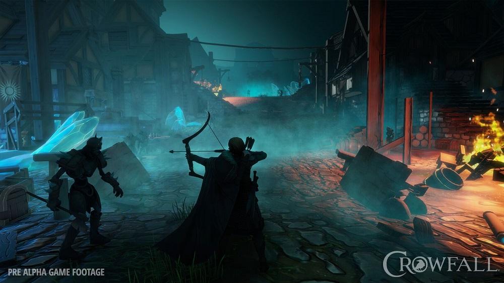 Раскрыт самый сложный класс Crowfall и будущее игры в новом интервью