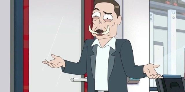 Илон Маск появился в 3 серии 4 сезона «Рик и Морти»