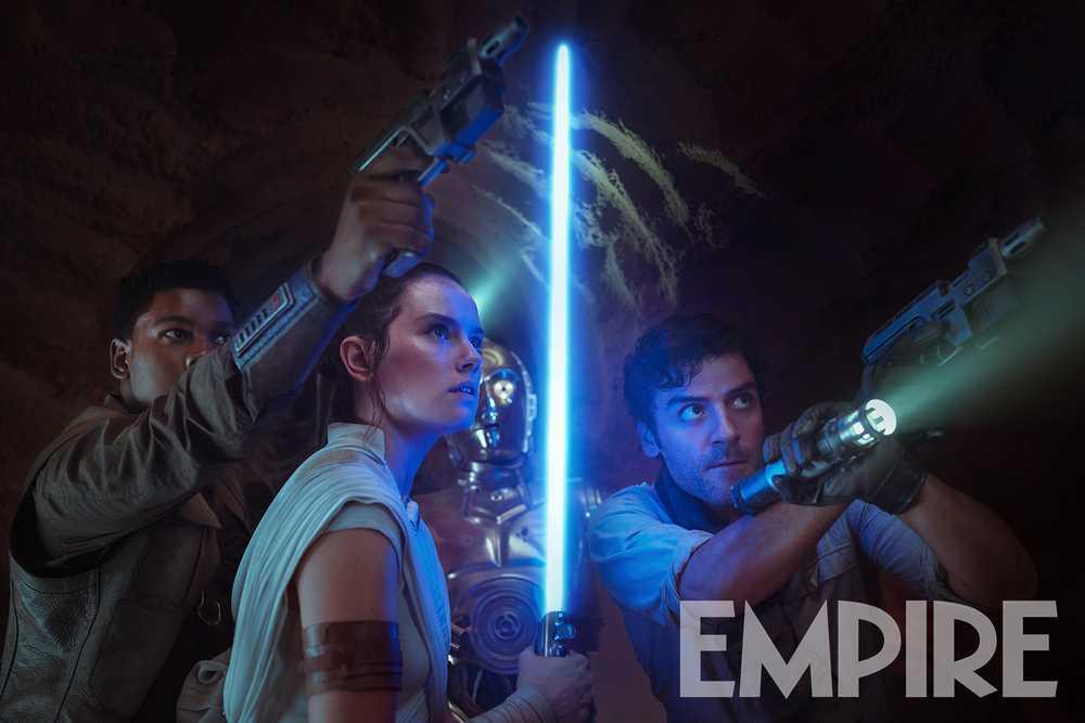 Элитные ситхи-штурмовики на новом кадре «Звездных войн 9»
