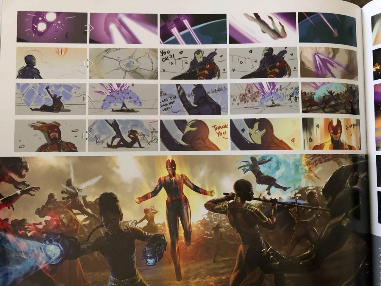 Как Капитан Марвел могла появиться в конце «Мстителей: Финал»