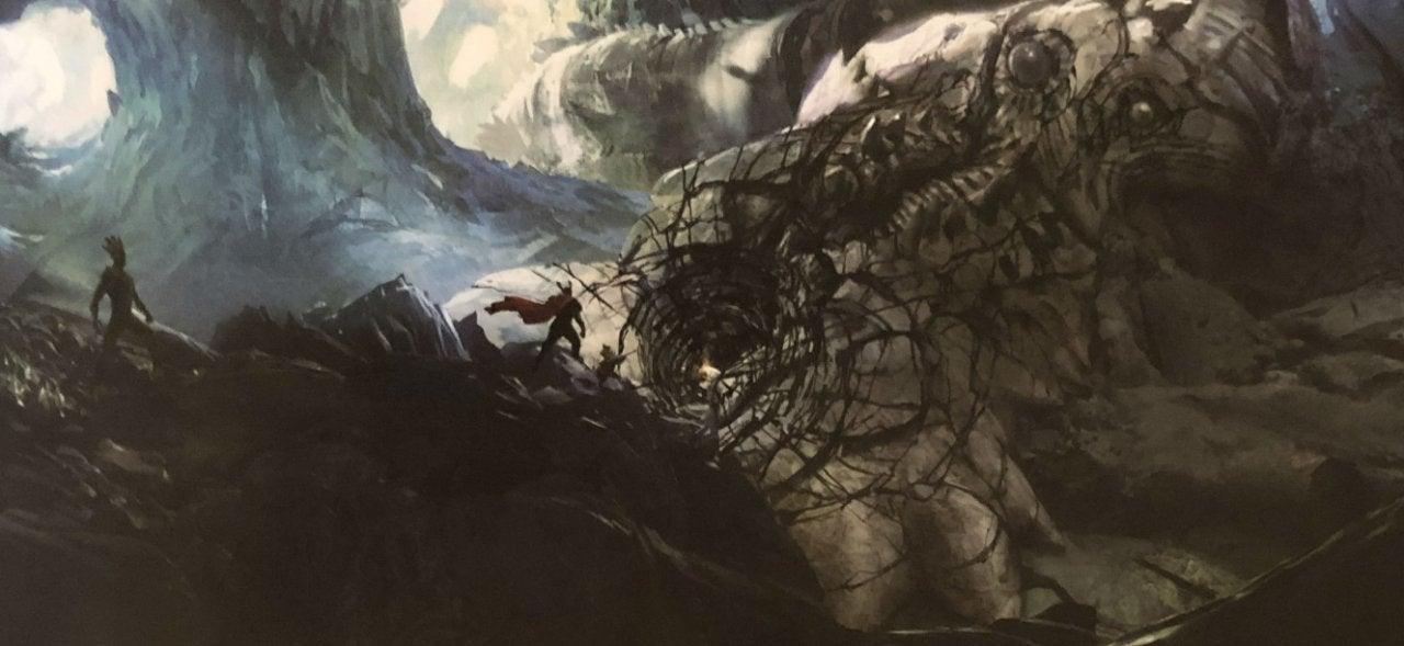 Раскрыто иное путешествие Тора за Громсекирой в «Войне бесконечности»