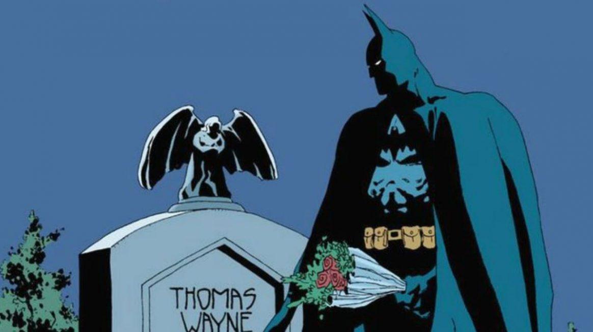Появилось описание костюма Бэтмена Роберта Паттинсона