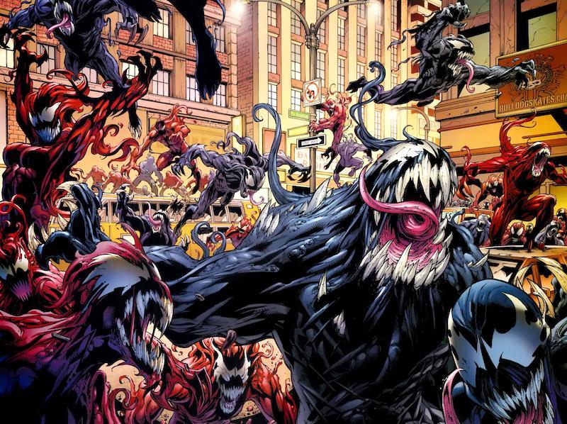 Найден способ добавить Венома в киновселенную Marvel