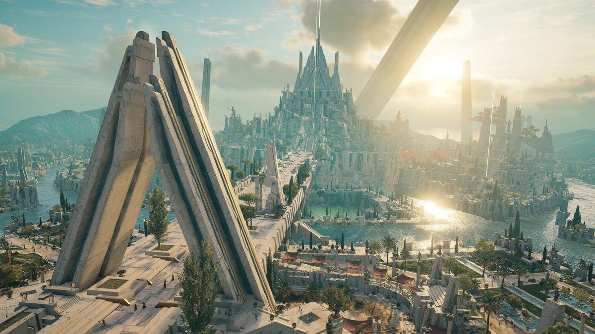 Assassin's Creed: Origins и AC: Odyssey - то, что мы заслужили