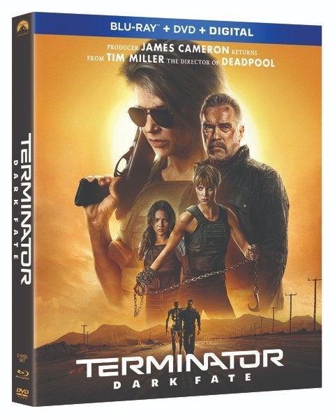 Дата выхода «Терминатора: Темные судьбы» на Blu-ray и в хорошем качестве
