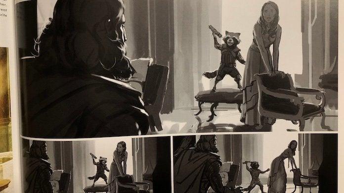 Вырезанная сцена «Мстителей: Финал» с Тором и Джейн Фостер