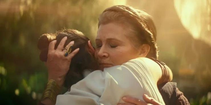 Почему призрак силы Кайло Рена не появился в конце «Звездных войн 9»