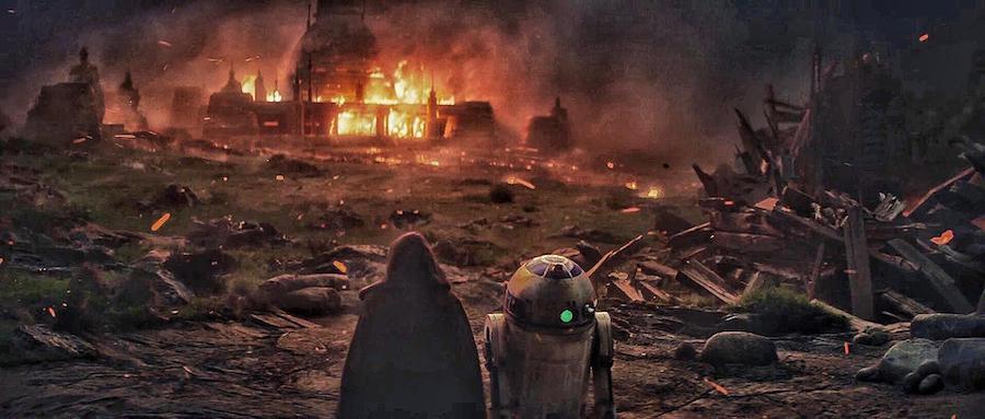 Раскрыто, как долго Люк Скайуокер обучал Кайло Рена в «Звездных войнах»