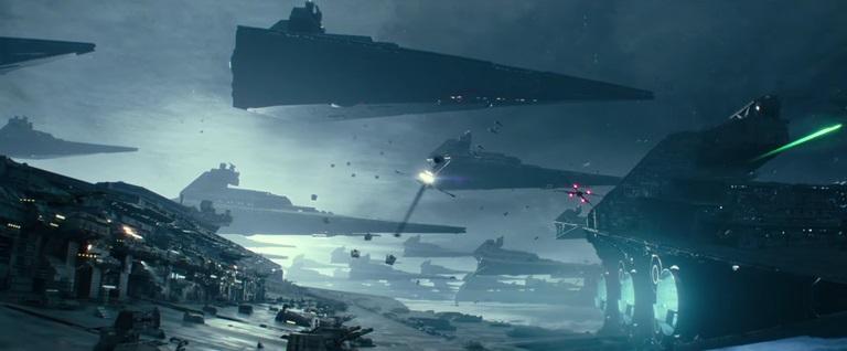 Раскрыто, как на самом деле выжил Палпатин в «Звездных войнах 9»