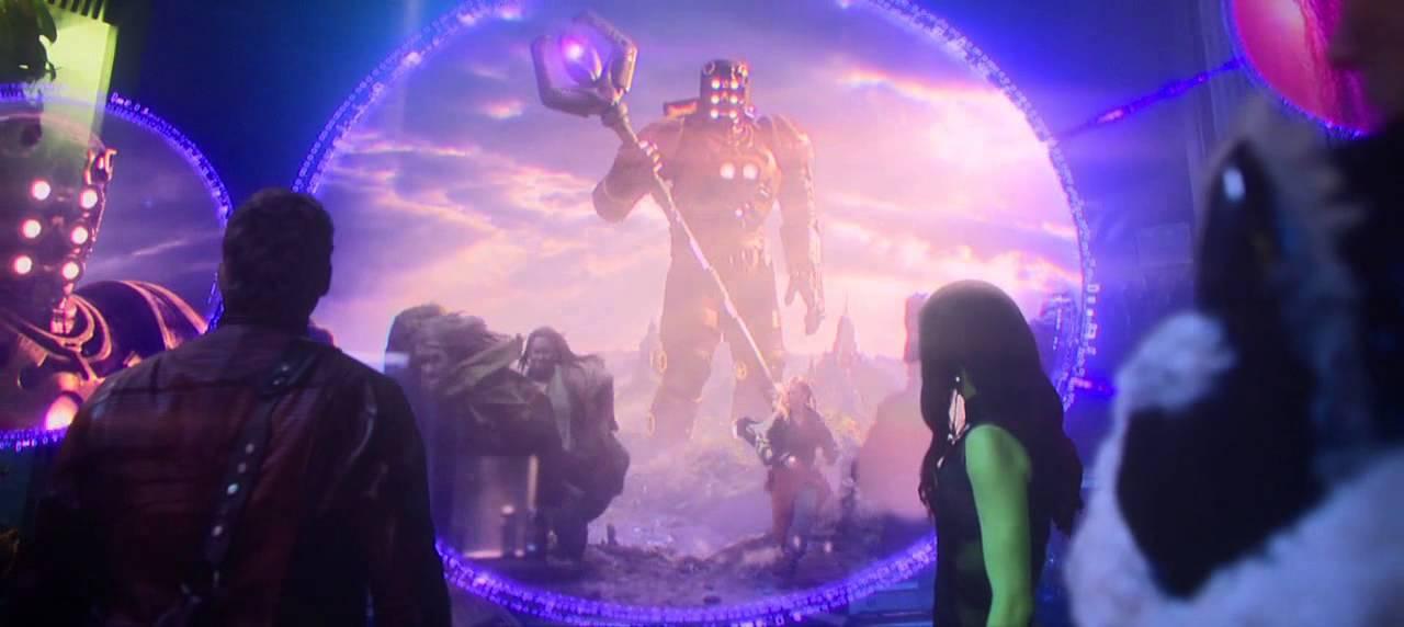 Возможно, мы уже видели Вечных в киновселенной Marvel