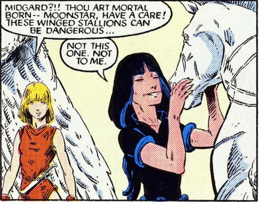 Marvel представят новую Валькирию в MCU