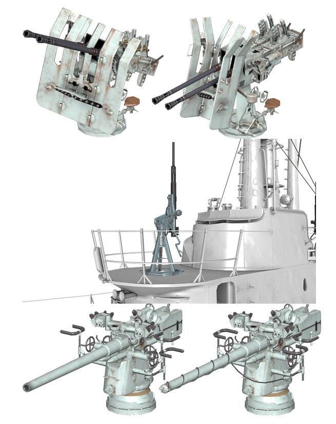 Как создавались подводные лодки для World of Warships