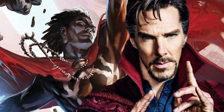Какие персонажи Marvel появятся в «Докторе Стрэндже 2»