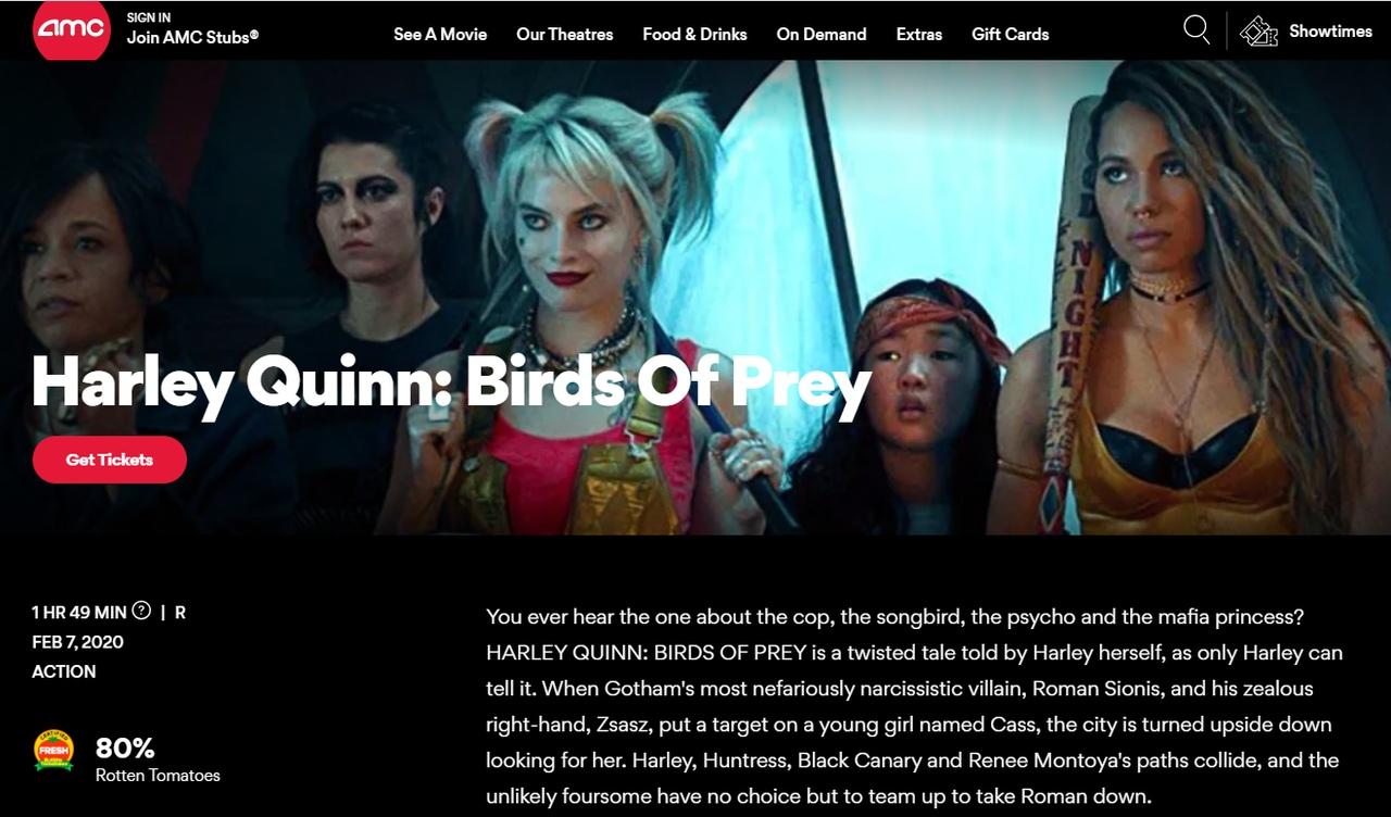 «Хищные птицы» изменили название из-за плохих сборов