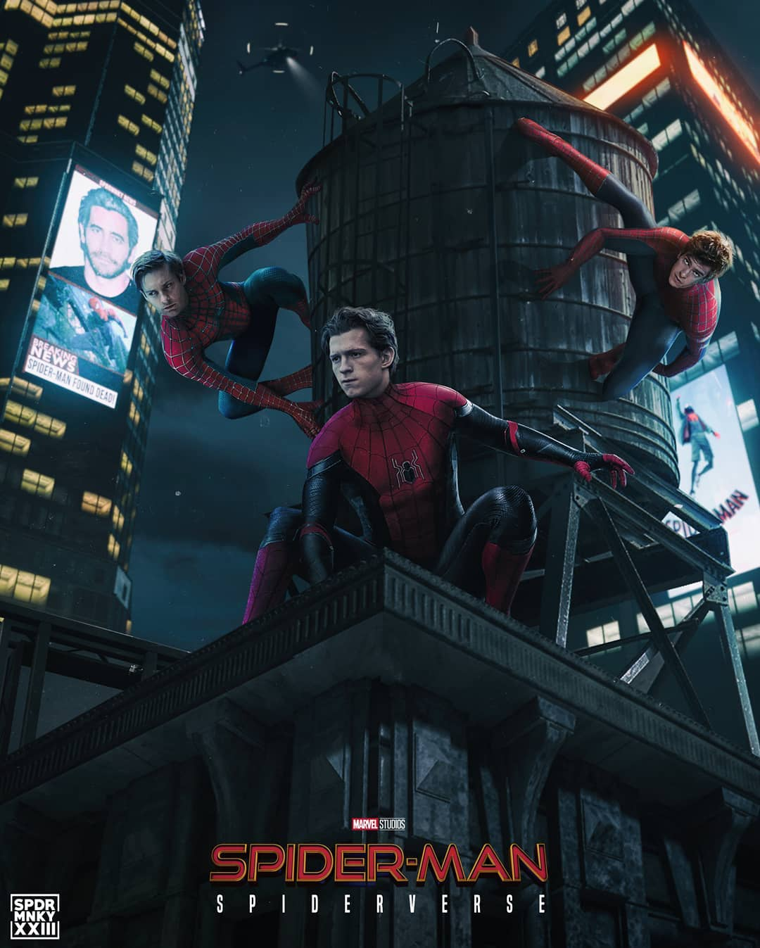 Эндрю Гарфилд вернется к роли Человека-паука?