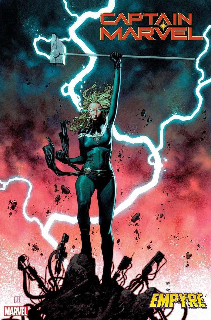 Новое событие в комиксах Marvel изменит внешний вид героев